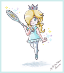 .:Sporty Rosie:. by CloTheMarioLover