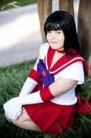 Sailor Mars by hi-alicat