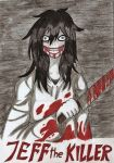 Jeff the Killer by Lukusta
