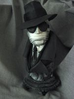 The Invisible Man 3 by Blairsculpture