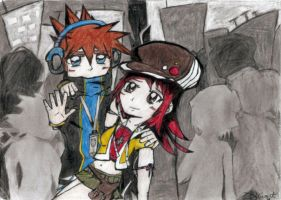 Bring me to Life- tWEWY by keybladeherosora