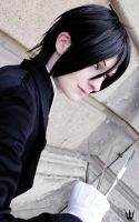 Sebastian Michaelis by Deidaraisstupid