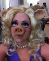 Miss Piggy by copperkid3