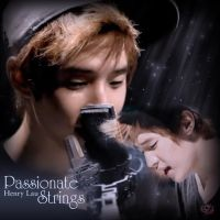 Henry Lau Passionate Strings Album Cover Art by Cristal1994