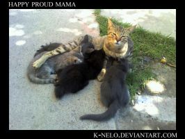 Happy Proud Mama by k-nelo