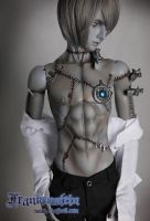 Frankenstein is coming 3 by Ringdoll