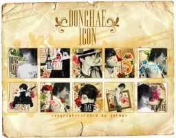 Donghae Icon2 by qdlego