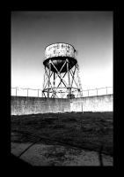 Water Tower by Leishy