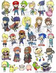 SUPERSMASHBROSCHIBISLOLOLL by BettyKwong