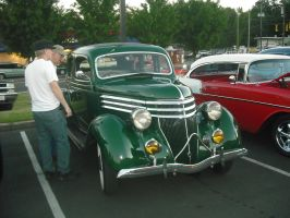 1934 Ford by Shadow55419