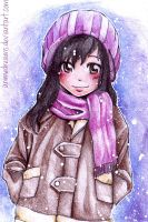 A Snowy Introduction:. by AnimeDreams