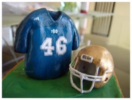 Notre Dame Football Minis 01 by xcalixax