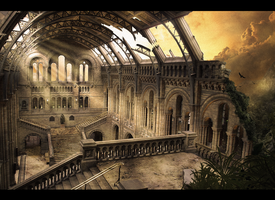 Post Apocalypse World by XChrisGraphicsX