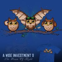 A Wise Investment 2? by InfinityWave