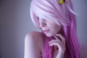 pink hair stock 5 by LadyStarDustxx