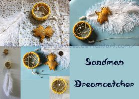 Sandman Dreamcatcher by handstobraces