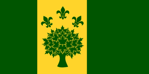 Alt Flag - Centre-du-Quebec by AlienSquid