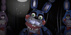 Five Nights at Freddy's : Bonnie 2.0 DL by NipahMMD