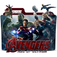 Avenger Age of Ultron folder icon by Andreas86