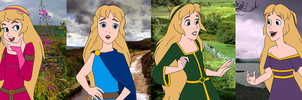 Color Spectrum Eilonwy by SelenaEde
