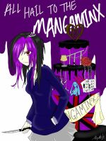 All Hail To The Mangaminx! by Reynn13