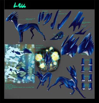 Leu: reff sheet by Black-Wing24