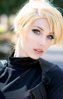 Riza - Break Time II by MeganCoffey