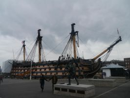 HMS Victory by Party9999999