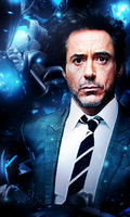 Robert Downey Jr signature by samsaga1307