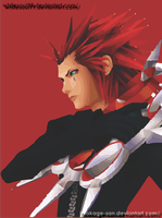 axel by hitokage-san