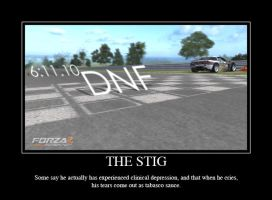 The Stig motivational by Industreyal