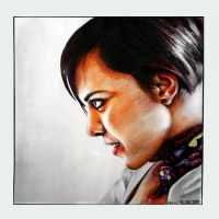 Girls portraits Series 3 by the-mba