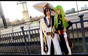 Code Geass - Black Angels by ShamanRenji