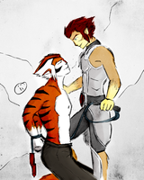 Lion Tygra on Lion O X Tygra By Iiskaa 19 Comments More Like This