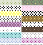 Polka-dot Pack #2 by mrcentipede