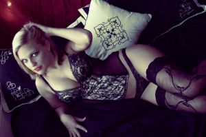 Boudoir xii by Sirens-of-Rose