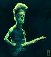 Lou Reed by gabrio76