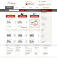 Edutesty website by EJRENE