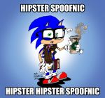 Hipster Spoofnic by ANDREU-T
