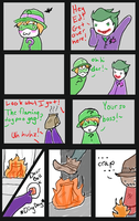 This comic is a load of Sh- by Iddle-Diddle