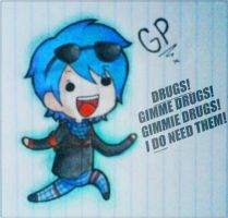 Gimme Drugs, plz by L0kii