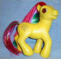 Custom MLP Styling TicTacToe 1 by Masquerade-MLP