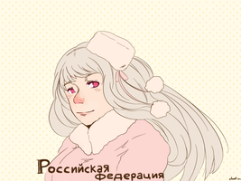 Nyotalia Russia by Chary9