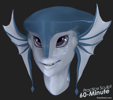 Princess Ruto - 60-Minute Practice Sculpt by GaryStorkamp