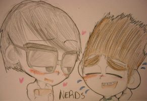 ~nerds~ by huey4ever