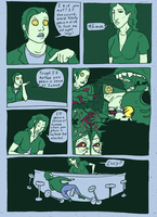 Lucy vs Sexy zombies p3 by Fred-S-Kaed