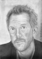 Hugh Laurie by LPSoulX