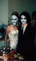 Dead Prom Queen and King by slipknotcrow