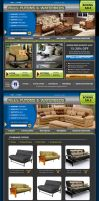Rick's Futons and Waterbeds by enigmaticstudio