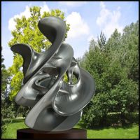 11-06-13 Abstract Sculpture in the park by bjman
